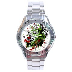 Do It Sport Crossfit Fitness Stainless Steel Analogue Watch by Nexatart