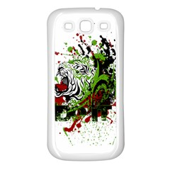 Do It Sport Crossfit Fitness Samsung Galaxy S3 Back Case (white)