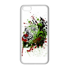 Do It Sport Crossfit Fitness Apple Iphone 5c Seamless Case (white) by Nexatart