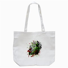Do It Sport Crossfit Fitness Tote Bag (white) by Nexatart