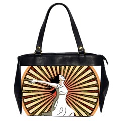 Woman Power Glory Affirmation Office Handbags (2 Sides)  by Nexatart