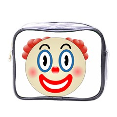 Clown Funny Make Up Whatsapp Mini Toiletries Bags