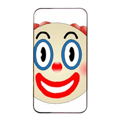 Clown Funny Make Up Whatsapp Apple Iphone 4/4s Seamless Case (black)