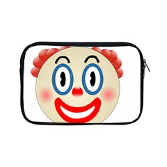 Clown Funny Make Up Whatsapp Apple Ipad Mini Zipper Cases by Nexatart