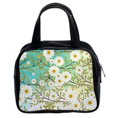 Springtime Scene Classic Handbags (2 Sides) by linceazul