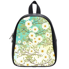 Springtime Scene School Bags (small)  by linceazul