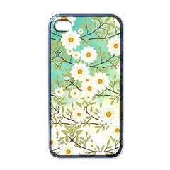 Springtime Scene Apple Iphone 4 Case (black) by linceazul