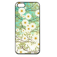 Springtime Scene Apple Iphone 5 Seamless Case (black) by linceazul