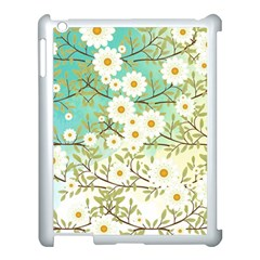 Springtime Scene Apple Ipad 3/4 Case (white) by linceazul