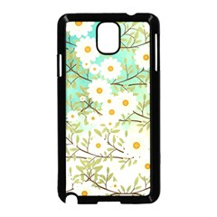 Springtime Scene Samsung Galaxy Note 3 Neo Hardshell Case (black) by linceazul