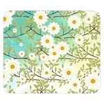 Springtime Scene Double Sided Flano Blanket (Small)  50 x40 Blanket Front