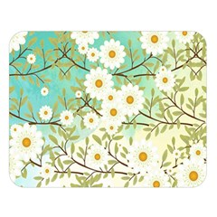 Springtime Scene Double Sided Flano Blanket (large)  by linceazul