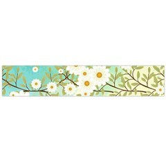 Springtime Scene Flano Scarf (large) by linceazul