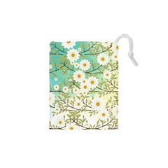 Springtime Scene Drawstring Pouches (xs)  by linceazul