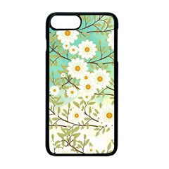 Springtime Scene Apple Iphone 7 Plus Seamless Case (black) by linceazul