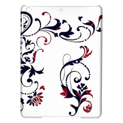 Scroll Border Swirls Abstract Ipad Air Hardshell Cases