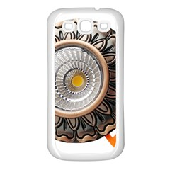 Lighting Commercial Lighting Samsung Galaxy S3 Back Case (white) by Nexatart