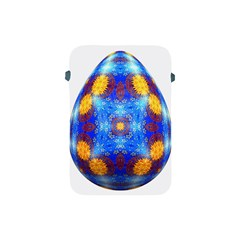 Easter Eggs Egg Blue Yellow Apple Ipad Mini Protective Soft Cases by Nexatart