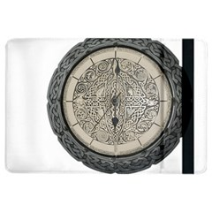 Clock Celtic Knot Time Celtic Knot Ipad Air 2 Flip