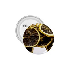 Lemon Dried Fruit Orange Isolated 1 75  Buttons by Nexatart