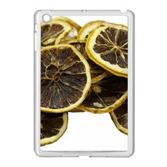 Lemon Dried Fruit Orange Isolated Apple Ipad Mini Case (white) by Nexatart