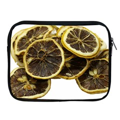 Lemon Dried Fruit Orange Isolated Apple Ipad 2/3/4 Zipper Cases by Nexatart