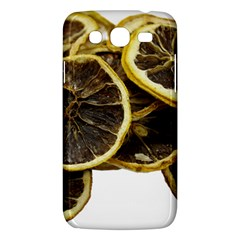Lemon Dried Fruit Orange Isolated Samsung Galaxy Mega 5 8 I9152 Hardshell Case  by Nexatart