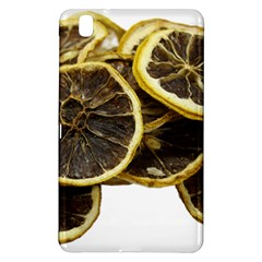 Lemon Dried Fruit Orange Isolated Samsung Galaxy Tab Pro 8 4 Hardshell Case by Nexatart