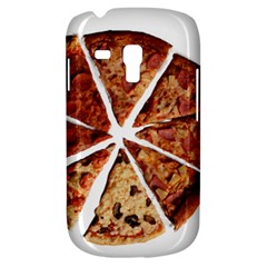 Food Fast Pizza Fast Food Galaxy S3 Mini by Nexatart