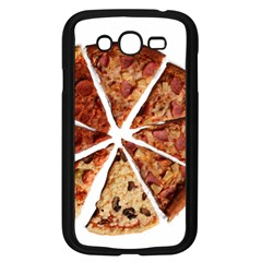 Food Fast Pizza Fast Food Samsung Galaxy Grand Duos I9082 Case (black)