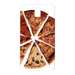 Food Fast Pizza Fast Food Samsung Galaxy Note 3 N9005 Hardshell Back Case