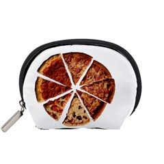 Food Fast Pizza Fast Food Accessory Pouches (small)  by Nexatart
