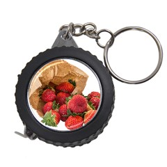 Strawberries Fruit Food Delicious Measuring Tapes by Nexatart
