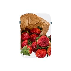 Strawberries Fruit Food Delicious Apple Ipad Mini Protective Soft Cases by Nexatart