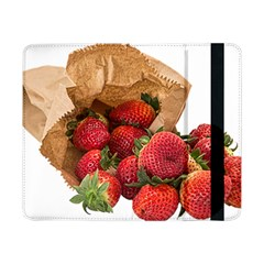 Strawberries Fruit Food Delicious Samsung Galaxy Tab Pro 8 4  Flip Case by Nexatart