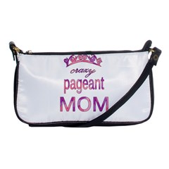 Crazy Pageant Mom Shoulder Clutch Bags by Valentinaart