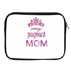 Crazy Pageant Mom Apple Ipad 2/3/4 Zipper Cases