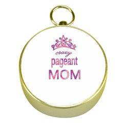 Crazy Pageant Mom Gold Compasses by Valentinaart