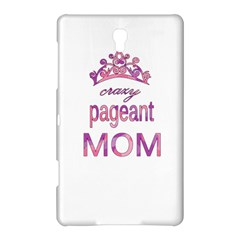 Crazy Pageant Mom Samsung Galaxy Tab S (8 4 ) Hardshell Case