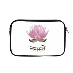 Namaste   Lotus Apple Macbook Pro 13  Zipper Case by Valentinaart