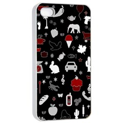 Rebus Apple Iphone 4/4s Seamless Case (white)