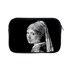 The Girl With The Pearl Earring Apple Ipad Mini Zipper Cases
