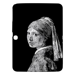 The Girl With The Pearl Earring Samsung Galaxy Tab 3 (10 1 ) P5200 Hardshell Case
