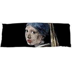 The Girl With The Pearl Earring Body Pillow Case (dakimakura)