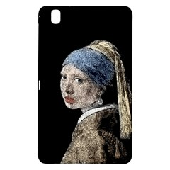 The Girl With The Pearl Earring Samsung Galaxy Tab Pro 8 4 Hardshell Case