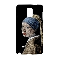 The Girl With The Pearl Earring Samsung Galaxy Note 4 Hardshell Case