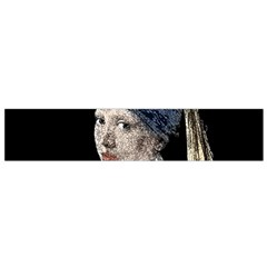 The Girl With The Pearl Earring Flano Scarf (small)