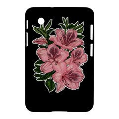 Orchid Samsung Galaxy Tab 2 (7 ) P3100 Hardshell Case  by Valentinaart