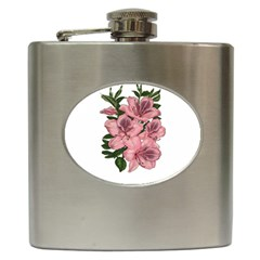 Orchid Hip Flask (6 Oz) by Valentinaart