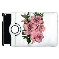 Orchid Apple Ipad 3/4 Flip 360 Case